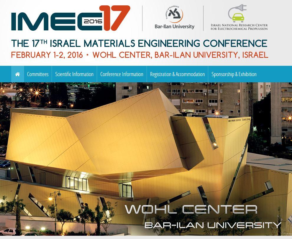 IMEC-17, Israel