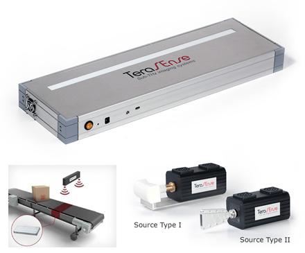 Linear Terahertz camera TeraFAST-256-HS