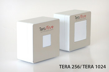 Cameras Tera-256, Tera-1024