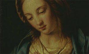 Madonna in Preghiera, Giovanni Battista